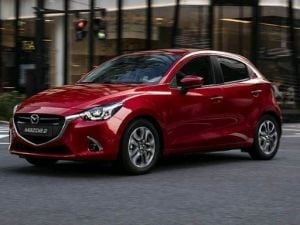 Mazda2 Dynamic+ Private Lease