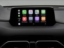 Apple CarPlay op uw Mazda