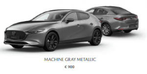 machine gray metallic