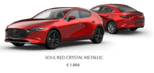 soul red crystal mazda3